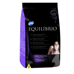 Equilibrio adult dogs small breeds  2Kg