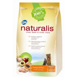 Naturalis adult dogs small breeds 2Kg
