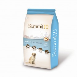 Summit10 adult lamb&rice 15kg