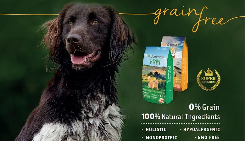 SAMMIT10 GRAIN FREE